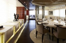 Superyacht E&amp;E Dining Area - Credit Art-Line
